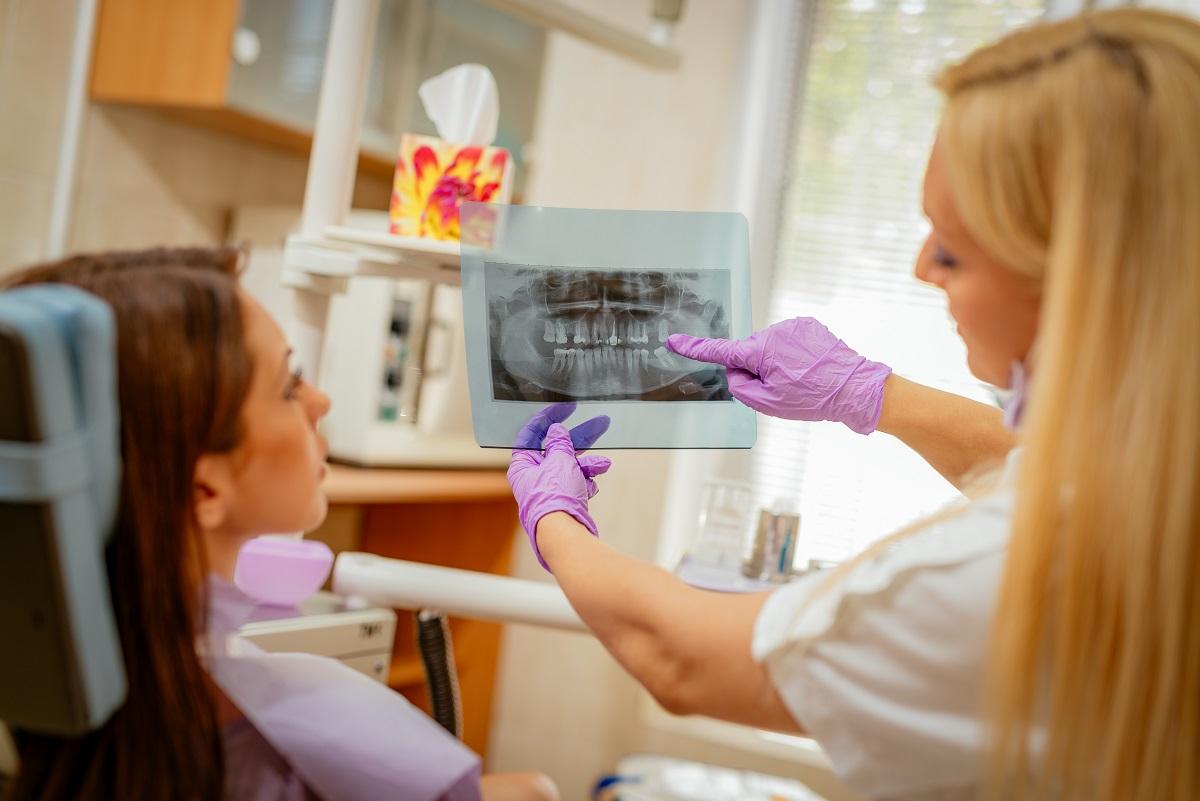 Czy RTG zęba jest bezpieczne?